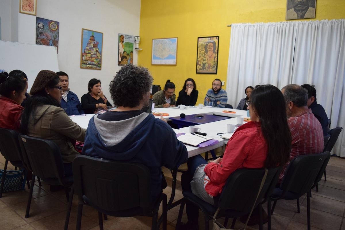 Seminario de Geopolíticas Indígenas
