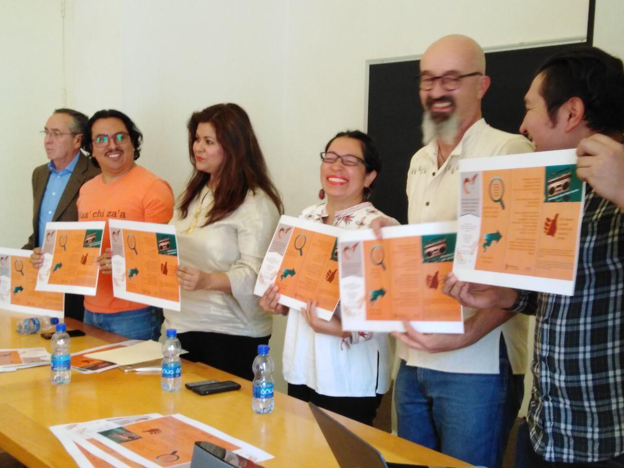Campaña radiofónica Derecho de Acceso a la información en Lenguas indígenas